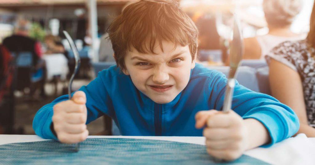 Fame nervosa: la fame che non lo è