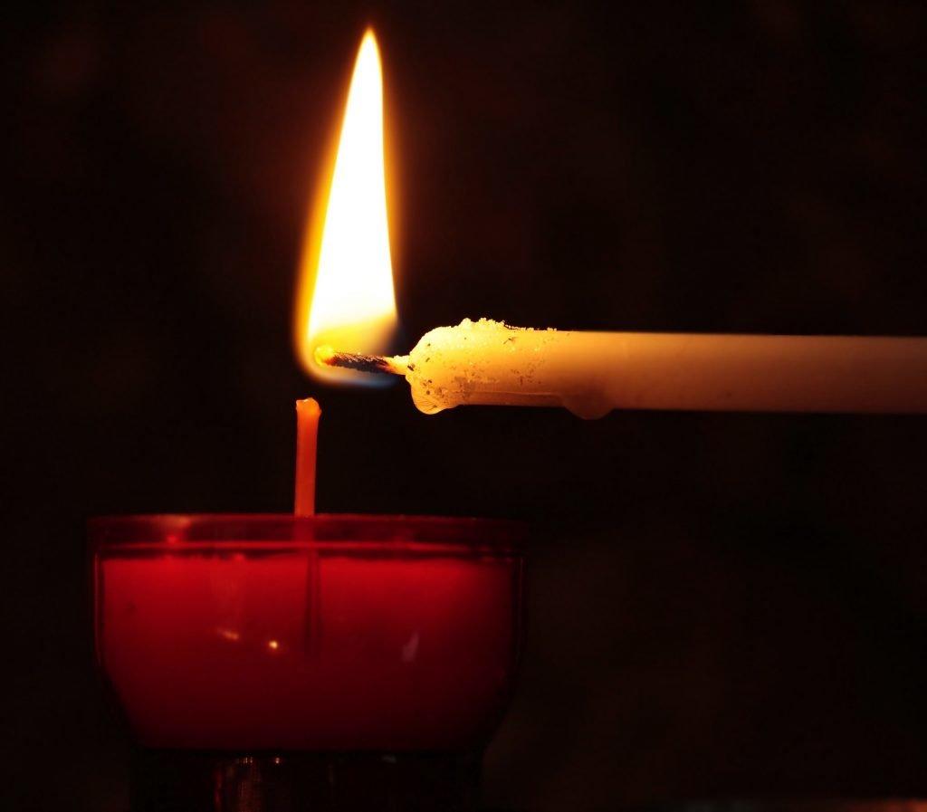 Elaborare il lutto: l'acuta presenza