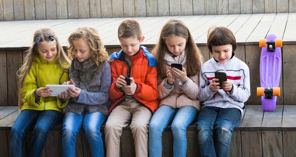 problemi smartphone bambini