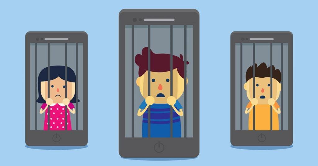 Bambini e smartphone: quando lo psicologo diventa necessario?