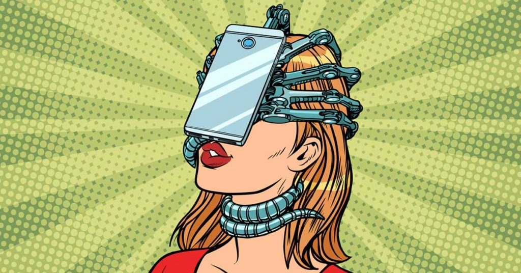 Cos'è la Dipendenza da smartphone e quando è necessario lo psicologo?