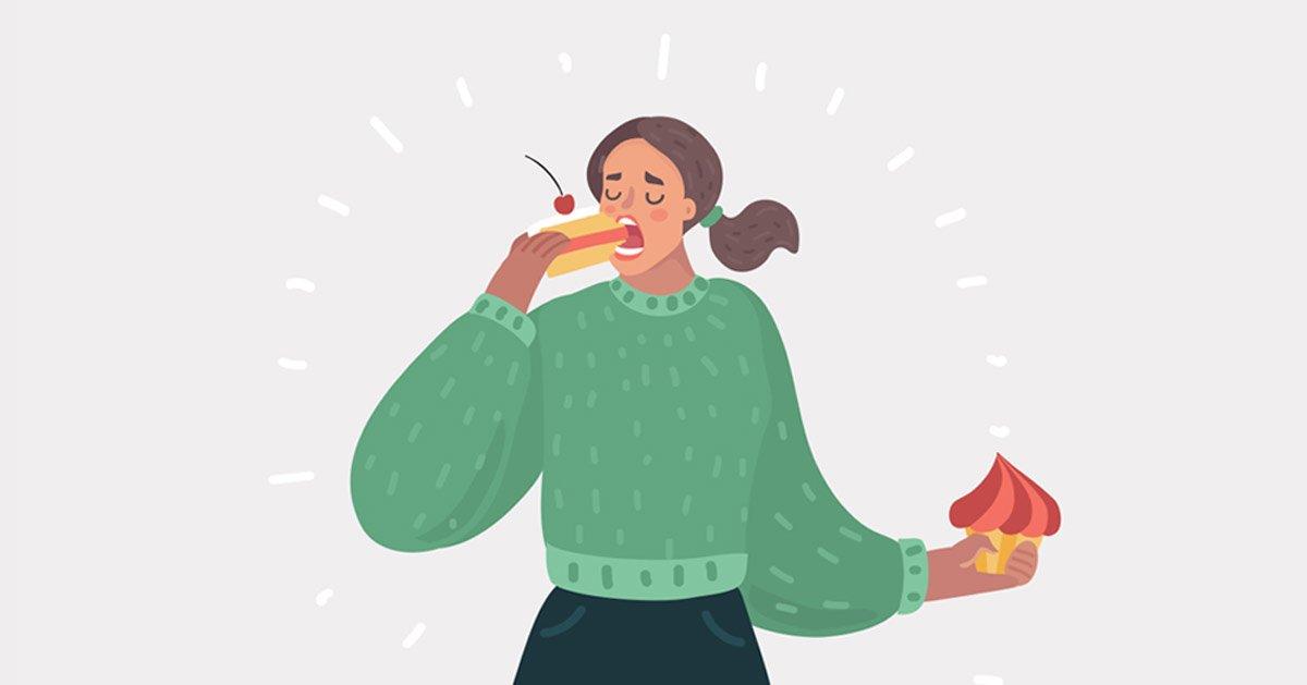 Bulimia e fame nervosa, cosa dice la scienza?