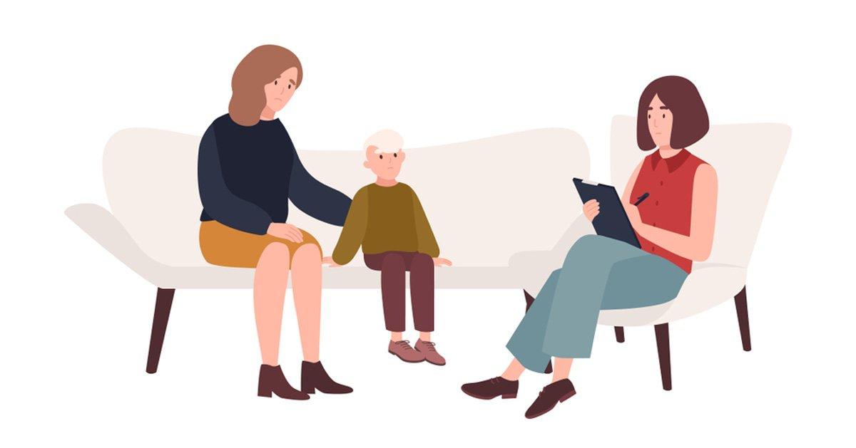 Quando un bambino può avere bisogno di uno psicologo?