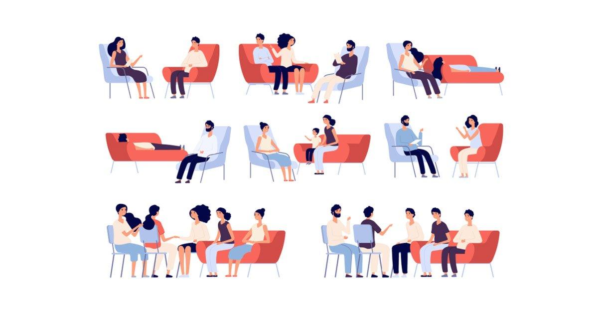 Quali sono le differenze tra psicoterapia individuale e di gruppo?