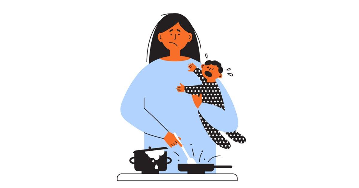 La depressione materna e le ricadute sullo sviluppo dei figli